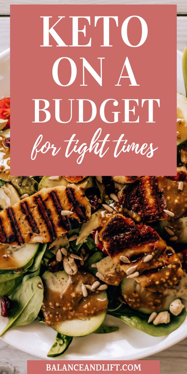 Keto On A Budget: 7 Habits to Maintain Ketosis On a Budget – Health and Fitness