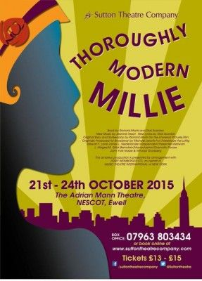 Thoroughly Modern Millie |