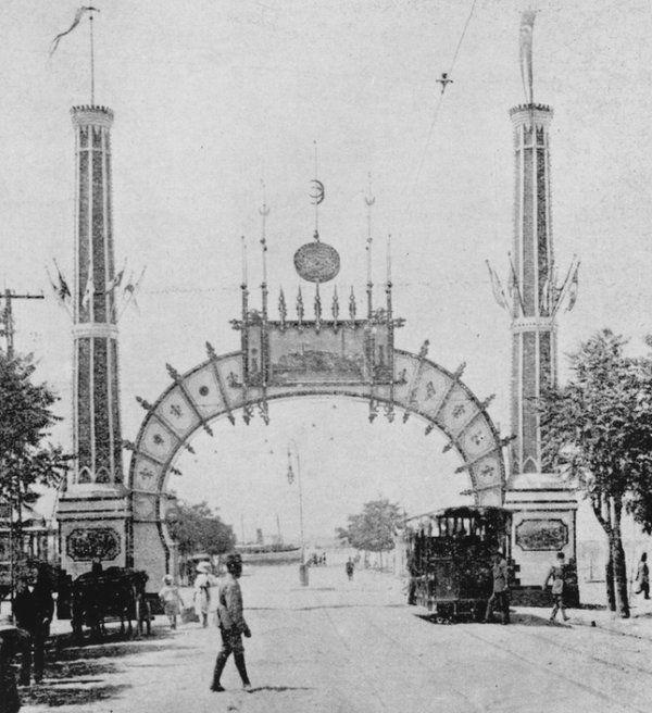 [Ottoman Empire] Salonica Visit of Sultan Mehmed V, 1911 (Thessaloniki, Greece) (Sultan Reşad'ın Selanik Ziyareti)