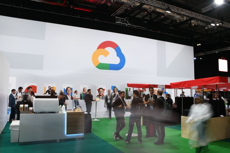 Technology Event Photographer Google Next 2018 – Google Cloud Event