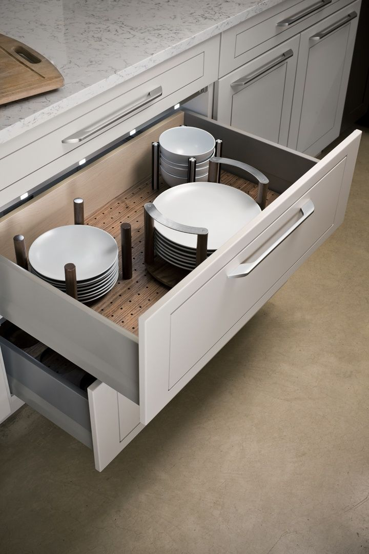 kitchen storage solutions | Kitchen Cabinets Storage Solutions: Simple, But Savvy ...