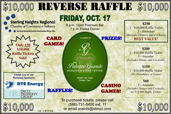 17 best images about reverse raffle ideas on pinterest