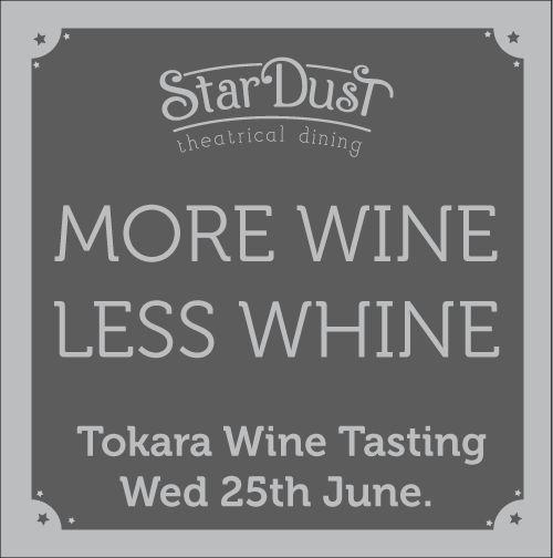 StarDust Wine Tasting