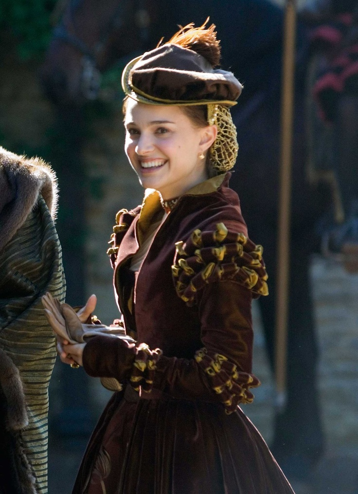 The Other Boleyn Girl: good book. Bad movie. Great costumes.