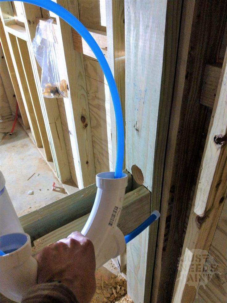 How to install a hose bibb with a pex maintenance loop