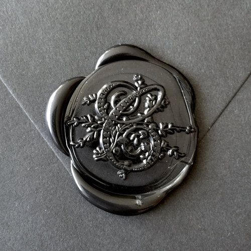 Exclusive heypenman design wax seal stamp