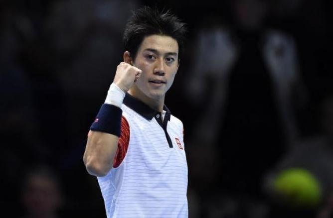 Kei Nishikori - ´It was a good week´