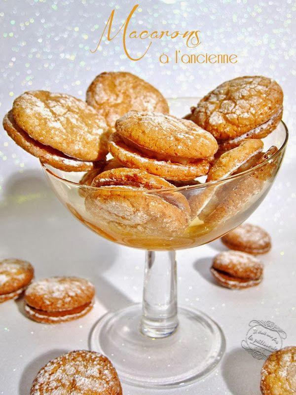 Il était une fois la pâtisserie...: Macarons à l'ancienne : des macarons faciles et rapides ! http://www.iletaitunefoislapatisserie.com/2013/12/macarons-lancienne-des-macarons-faciles.html