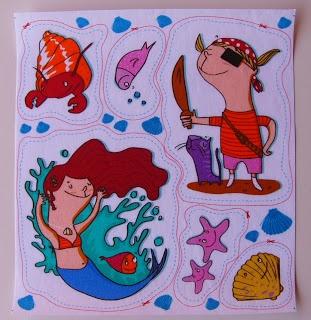Pirates-Sirena. Cuselgat.com