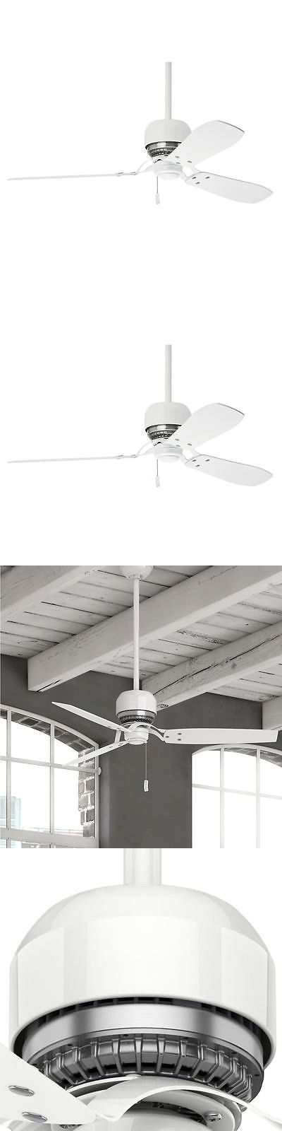Ceiling Fans 176937: Casablanca 52-Inch Tribeca Snow White 3-Blade Ceiling Fan -> BUY IT NOW ONLY: $255.99 on eBay!
