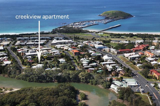 CREEKVIEW APARTMENT COFFS HARBOUR: COFFS HARBOUR HOLIDAY ACCOMMODATION