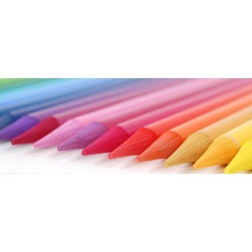 Koh-I-Noor Progresso famentes pasztell ceruza 12 darabos készletben - Színes…