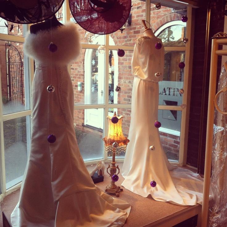 Christmas 2012 Window