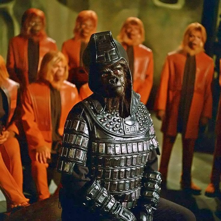 Archives Of The Apes: Beneath The Planet Of The Apes (1970) Part 32