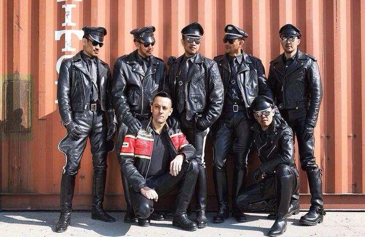 Gay Leathermen 25