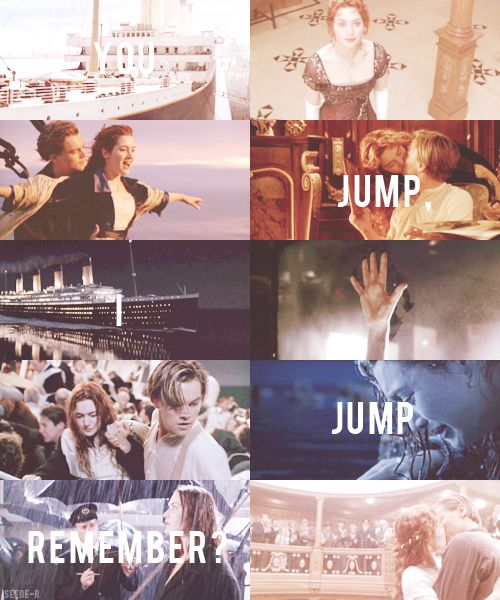 Never Let Go Titanic Quote: 25+ Best Ideas About Titanic Movie Quotes On Pinterest