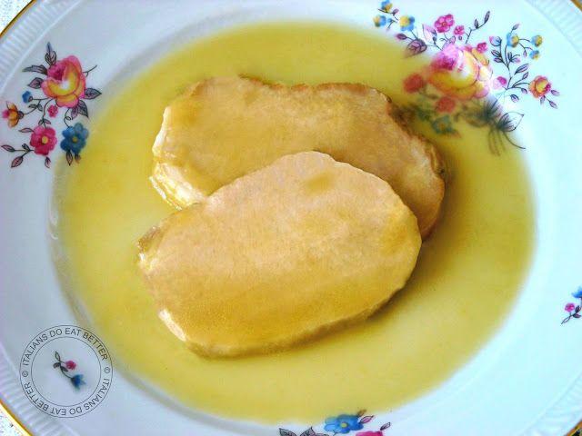 ITALIANS DO EAT BETTER: LONZA AL LATTE