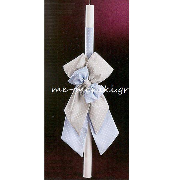 Λαμπάδες βάπτισης διάφοροι στολισμοί | Μπομπονιέρες Γάμου | Μπομπονιέρες Βάπτισης  http://me-meraki.gr/blog