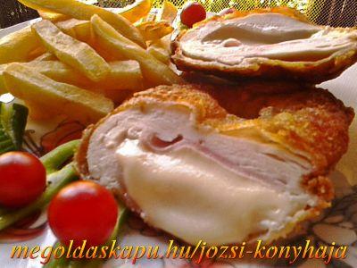 3.) Sajttal, sonkával töltött csirkemell http://megoldaskapu.hu/csirkemell-receptek/sajttal-sonkaval-toltott-csirkemell Sajttal, sonkával töltött csirkemell | CSIRKEMELL Receptek | Megoldáskapu