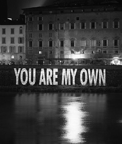 YOU ARE MY OWN ジェニー・ホルツァー Jenny Holzer