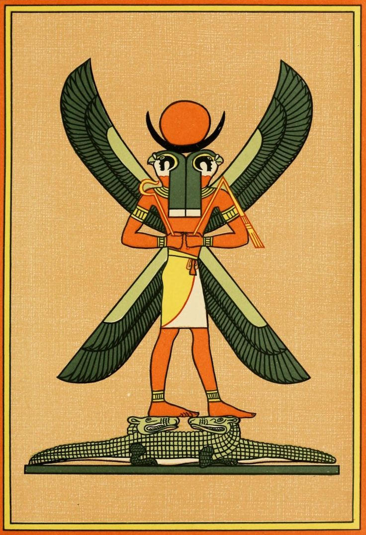 An analysis of deities in the ancient egyptian religion