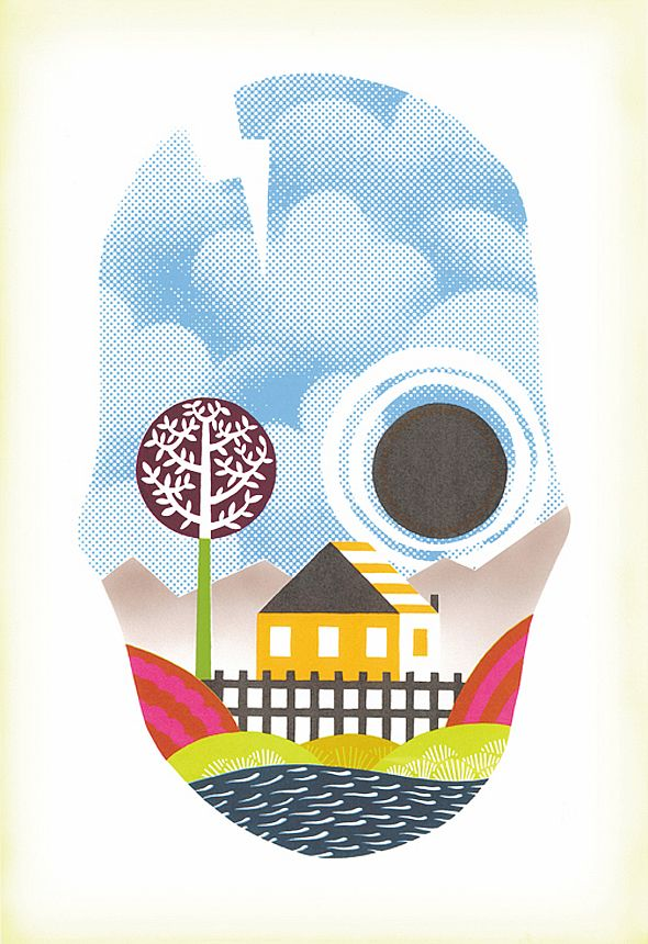 Andrew Holder - Ypsigrock - Artwork