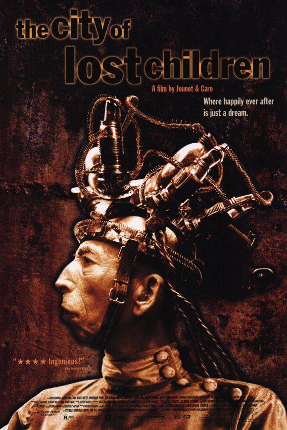 city of lost children - jeunet: French Film, Children 1995, Lostchildren, Enfant Perdus, Jeans Jeunet Stone, Cited, Marc Caro, Lost Children, Of Child