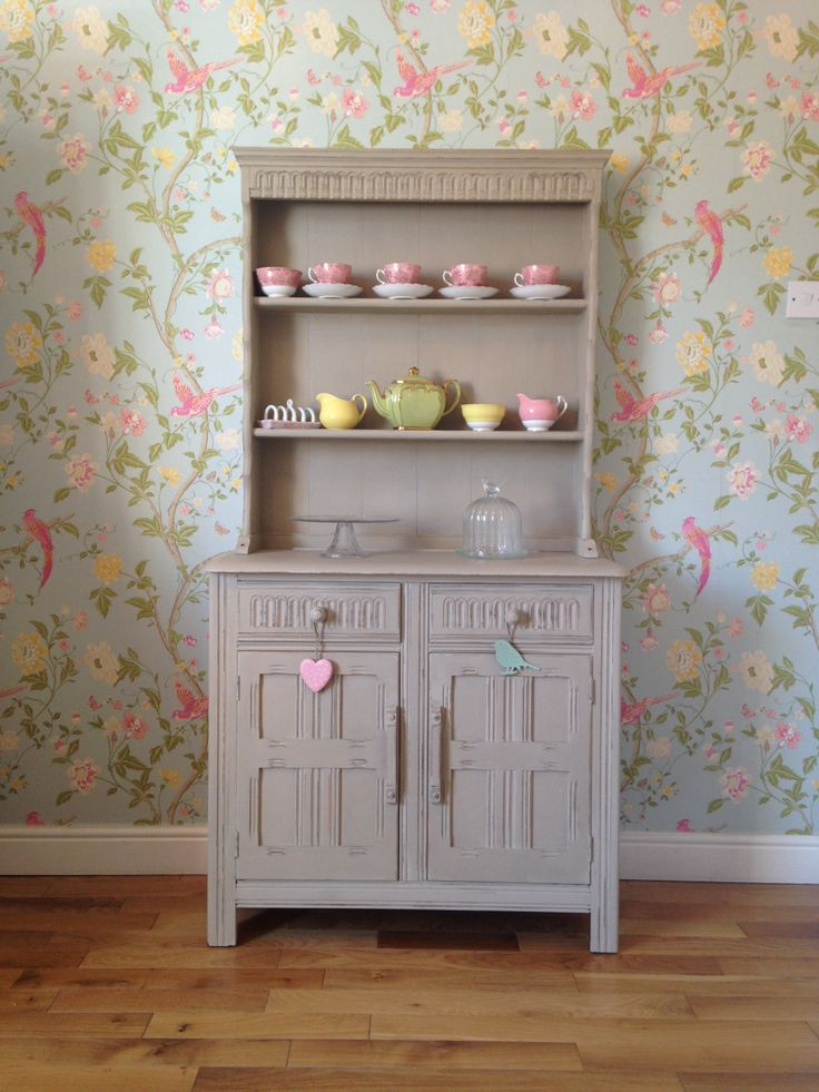 Welsh Dresser For Sale Painted In Annie Sloan Paint Find Similar At Resurrectvintageco