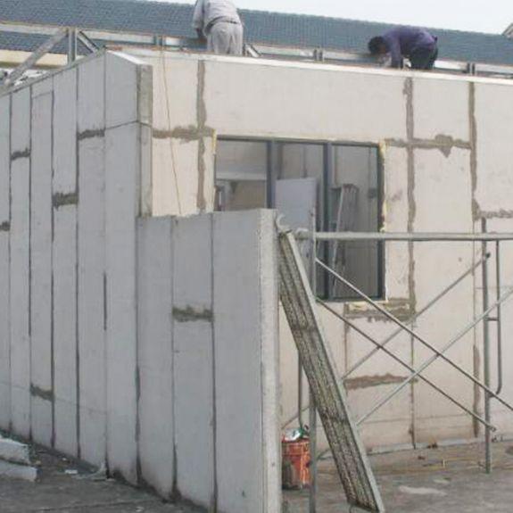 Insulation Villa Calcium Silicate Board Wall Precast Concrete Panels Concrete Panel Precast Concrete