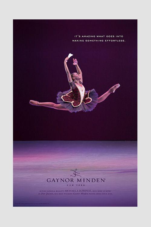 Michaela's Kitri Poster | Gaynor Minden