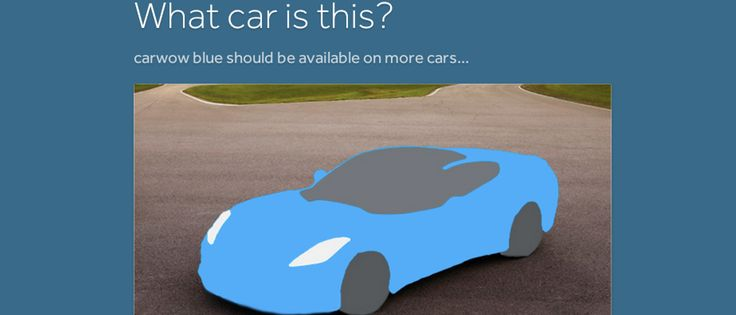 Can You Get 60 Per Cent In The World's Hardest Car Quiz? Find out> https://www.carthrottle.com/post/can-you-get-60-per-cent-in-the-worlds-hardest-car-quiz/