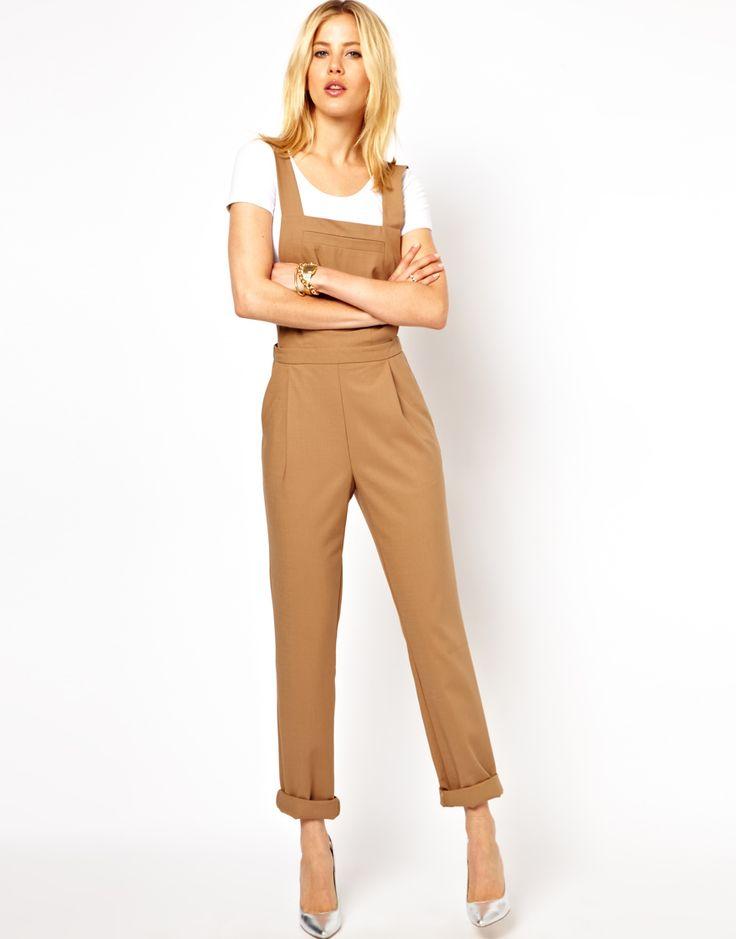ASOS Tailored Jumpsuit #nattygal #womensfashion #asos