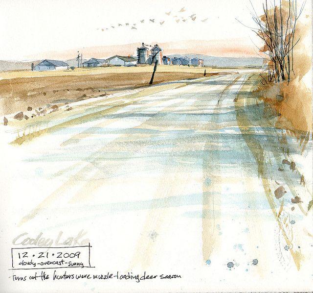 Toward the farm | Flickr - Photo Sharing!