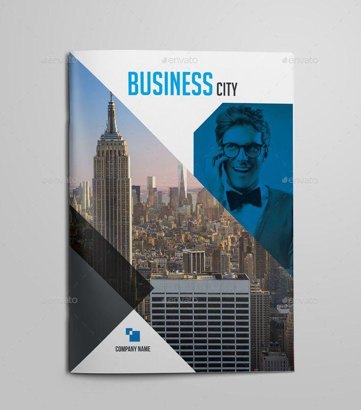 Best Brochures Images On   Brochure Design Brochure