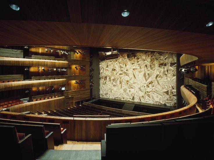 Norwegian National Opera & Ballet Interior, Oslo, Norway
