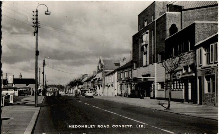 65 Best Consett In Old Photos Images On Pinterest