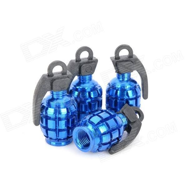 # #4 #Blue #Caps #Cool #Grenade #Motorcycle #PCS #Shaped #Tire #Universal #Valve #Car #Accessories #Home #Motorcycle #Gadgets #Motorcycle #Parts #Others Available on Store USA EUROPE AUSTRALIA http://ift.tt/2jMXGdB