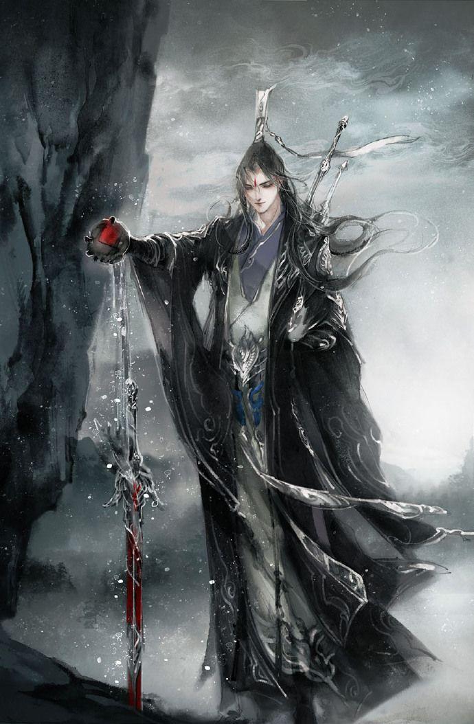 Trường Dương Rin Painting, Hoàng đế, Anime