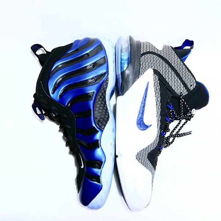 Nike Penny Foamposite Sharpie Pack