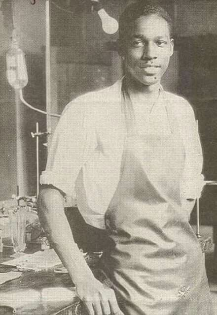 Vivien Thomas, African-American surgical technician who developed the procedures used to treat blue baby syndrome in the 1940s.  Thomas was also offered the position of Chief of Surgery at his alma mater, Johns Hopkins in 1941.