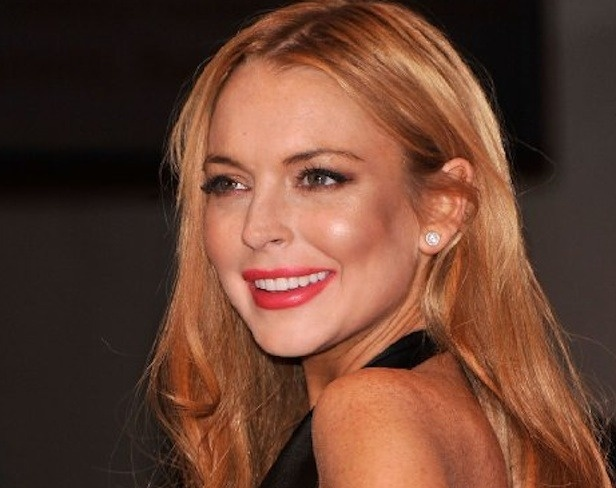 Lindsay Lohan Choked By Congressman's Aide During Hotel Fight