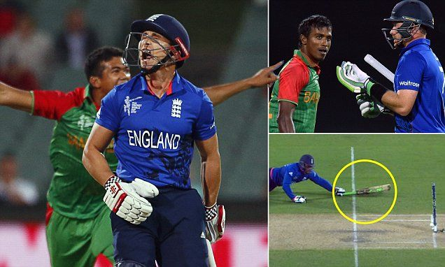 England OUT of 2015 Cricket World Cup