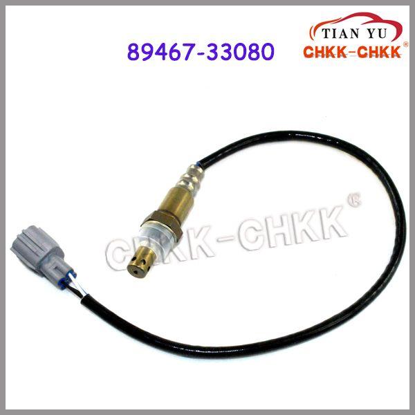 O2 Sensor Oxygen Sensor 89467 - 33080 For Toyota Solara Scion tC Camry 2002 - 2010 2.4L L4