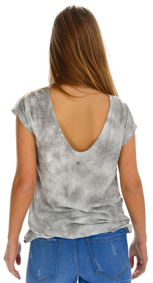Top Billabong COVE Grey Heather