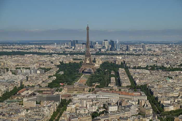 Día 3 : París: Torre Montparnasse, el mejor mirador de París - Trocadero - Torre Eiffel - Champ de Mars - Le Marais - Place des Vosges - Plaza de la Bastil