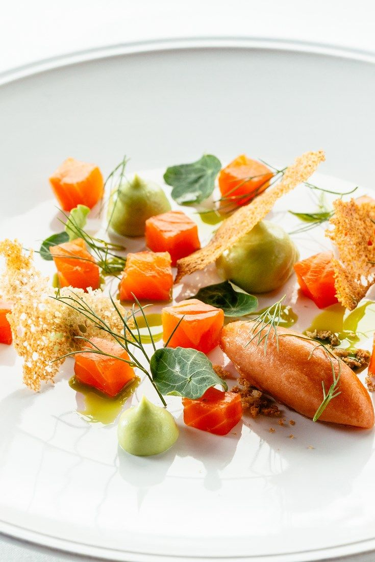 This stunning dill-cured trout recipe from Paul Welburn is laced with a cheeky shot of vodka for a super-refreshing finish.