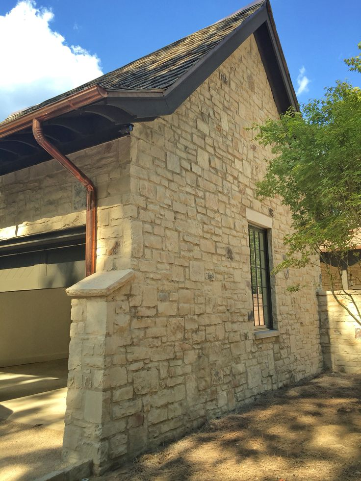 Exterior: Lime Wash On Stone Exterior By Struttura Www.struttura.us