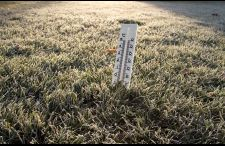 Preparing your in-ground irrigation system for the winter