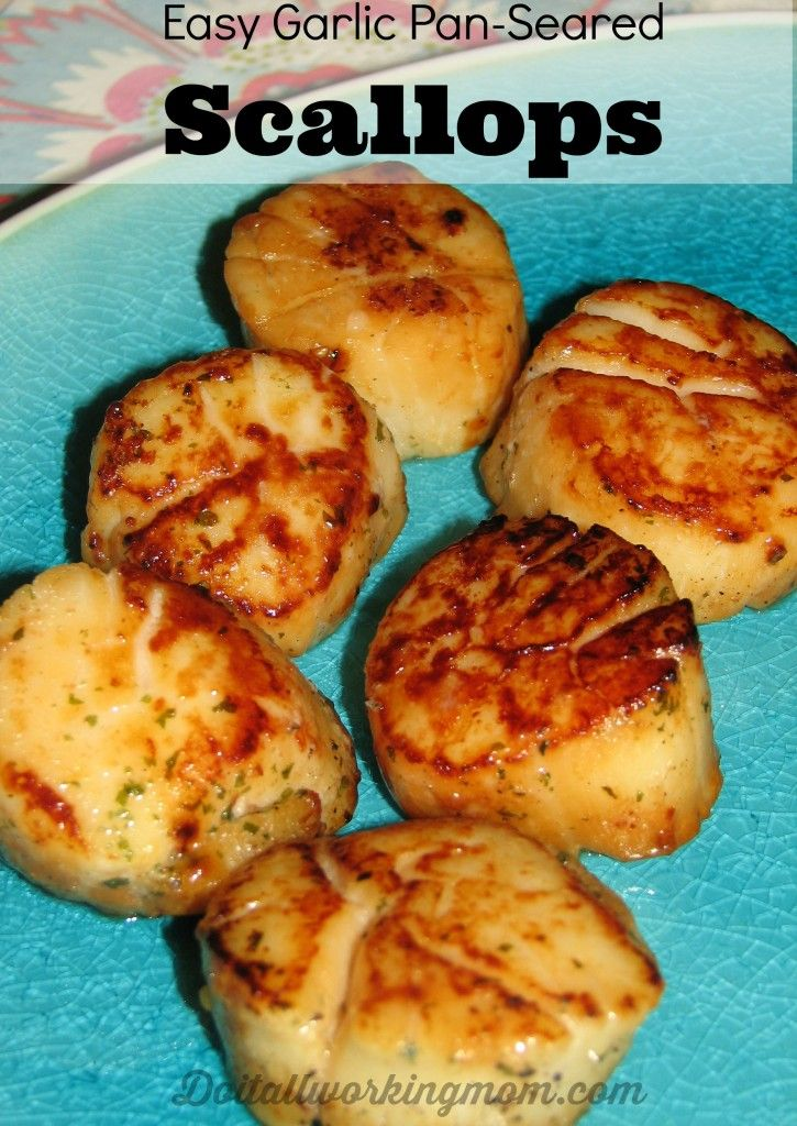 This is an amazing seafood recipe. So simple to make, and so delicious. Only 4 ingredients.