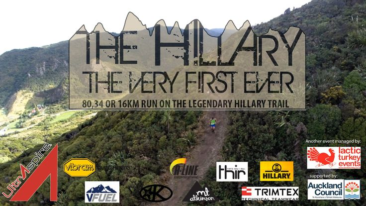 The Hillary trail